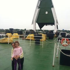 Photo taken at Digby Ferry by Matt L. on 8/16/2012