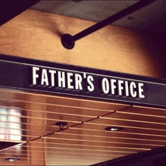Photo taken at Father's Office by Jen L. on 5/13/2012
