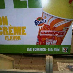 Photo taken at 7-Eleven by Kyle E. on 7/12/2012
