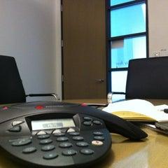 Photo taken at SAP America (NSQ) by Gia N. on 7/16/2012