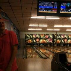 Photo taken at Buffaloe Lanes Erwin Bowling Center by Robert D. on 7/25/2012