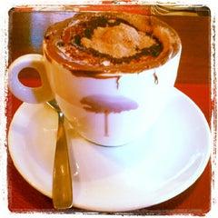 Photo taken at John John Cafe by Auyri F. on 6/12/2012