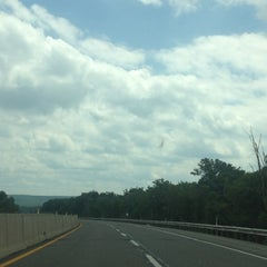 Photo taken at I-476 by Jenna I. on 8/12/2012