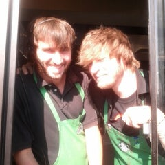 Photo taken at Starbucks by Jennifer S. on 6/21/2012