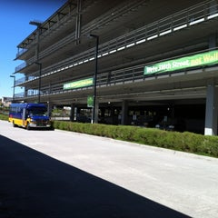 Photo taken at Federal Way Transit Center by Anup W. on 4/21/2012