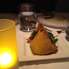 Photo taken at Rangoli India Restaurant by Bryan K. on 3/19/2012