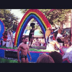 Photo taken at Capital Pride 2012 by Heather C. on 6/9/2012