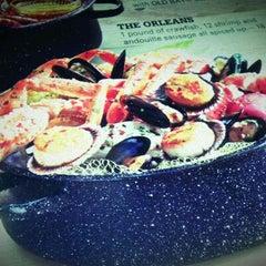 Photo taken at Joe's Crab Shack by JoZe C. on 5/18/2012