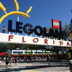 Photo taken at LEGOLAND® Florida by Jeremie W. on 3/19/2012