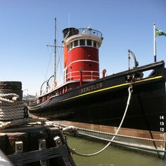 Photo taken at Hercules Tug Boat by Brian T. on 6/6/2012
