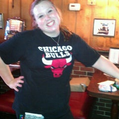 Photo taken at Pizza Palace by Katie J. on 7/18/2012