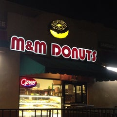 Photo taken at M&M Donuts by Edgar d. on 2/22/2012