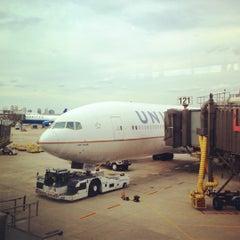 Photo taken at Terminal C by Adam P. on 6/24/2012