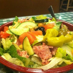 Photo taken at Cloverleaf Bar & Restaurant by Crissandra S. on 3/22/2012