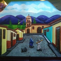 Photo taken at La Hacienda by Kieron M. on 2/2/2012
