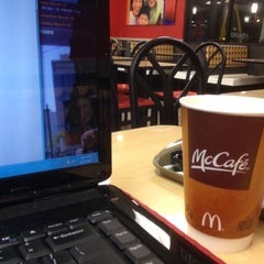 Photo taken at McDonald's by Kelcie T. on 3/18/2012