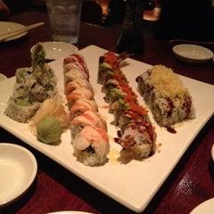 Photo taken at Ichiban Japanese Sushi by Elizabeth M. on 4/21/2012
