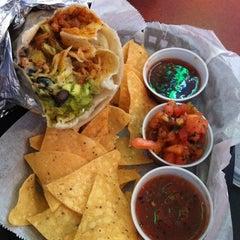 Photo taken at Planet Fresh Gourmet Burritos by Talkin' T. on 3/4/2012