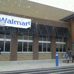 Photo taken at Walmart by BigRoe #. on 3/2/2012