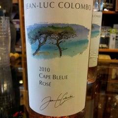 Photo taken at Bacchus Wine Cellar by Anna J. on 5/5/2012
