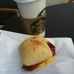 Photo taken at Starbucks by JC R. on 6/30/2012
