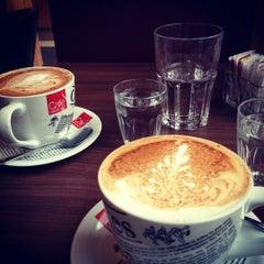 Photo taken at Coffee Day by Fulya B. on 5/13/2012