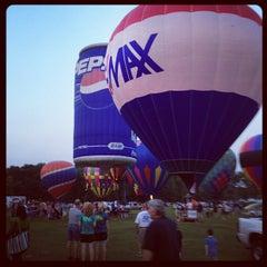 Photo taken at Point Mallard Park by Dave R. on 5/27/2012