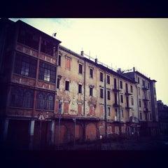 Photo taken at Piazzale Boschetti by Alberto B. on 2/5/2012