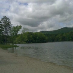 Photo taken at Lake Shaftsbury State Park by Peter G. on 5/16/2012