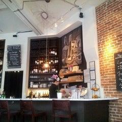 Photo taken at Cellar Wine Bar by Nicol W. on 2/12/2012