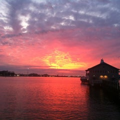 Photo taken at Norfolk Boat Club by Ashleigh T. on 6/15/2012