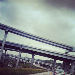 Photo taken at Grandview Triangle by Cayla L. on 4/30/2012