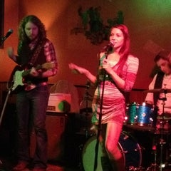Photo taken at The Green Room Pub by Missy M. on 2/26/2012