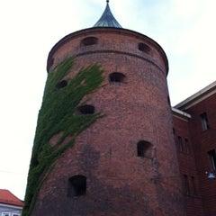 Photo taken at Pulvertornis | Powder Tower | Пороховая башня by Tarmo R. on 7/9/2012