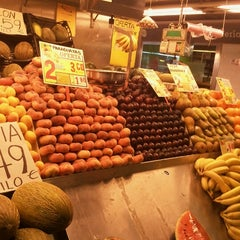 Photo taken at Mercado de Las Ventas by JoseLuisVantare on 7/11/2012