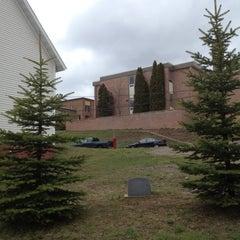 Photo taken at 09/11/01 Memorial (@ Finlandia University) by Soren S. on 5/2/2012