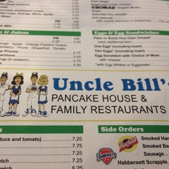 Photo taken at Uncle Bill's Pancake House by Elvis W. on 6/3/2012