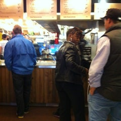Photo taken at Dos Toros Taqueria by Stafford G. on 4/5/2012