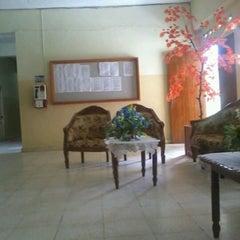 Photo taken at UNKLAB Edelweiss Dorm by Marissa L. on 5/12/2012