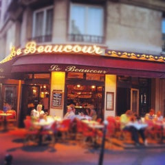 Photo taken at Le Beaucour by Beni M. on 5/25/2012