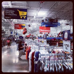 Photo taken at Walmart by Trent on 7/4/2012