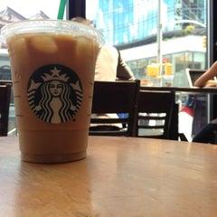 Photo taken at Starbucks by Pedro on 7/16/2012