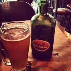 Photo taken at English Bar & Restaurant by Mona P. on 7/13/2012