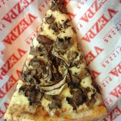Photo taken at Vezpa Pizzas by Duffy S. on 8/16/2012
