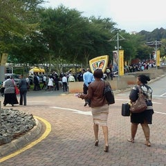 Photo taken at MTN Innovation Centre by Mo_Moagi on 2/6/2012