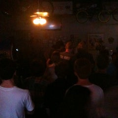 Photo taken at Wheel Club 404 by Christian S. on 7/23/2012
