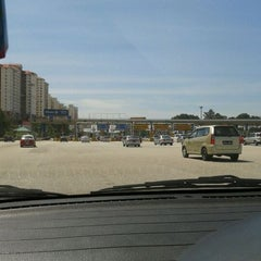 Photo taken at Plaza Tol Sungai Besi by Diana M. on 2/5/2012