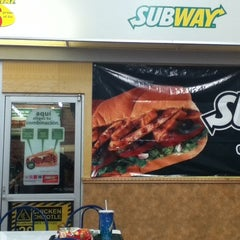 Photo taken at Subway by Elioth G. on 5/27/2012