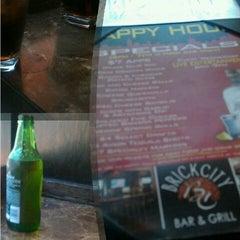 Photo taken at Brick City Bar & Grill by Latrese J. on 5/10/2012