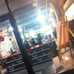 Photo taken at Utrecht Art Supplies by John M. on 8/9/2012